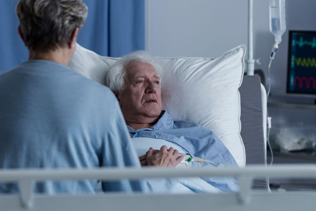 Intimpflege bei pflegebedürftigen Menschen