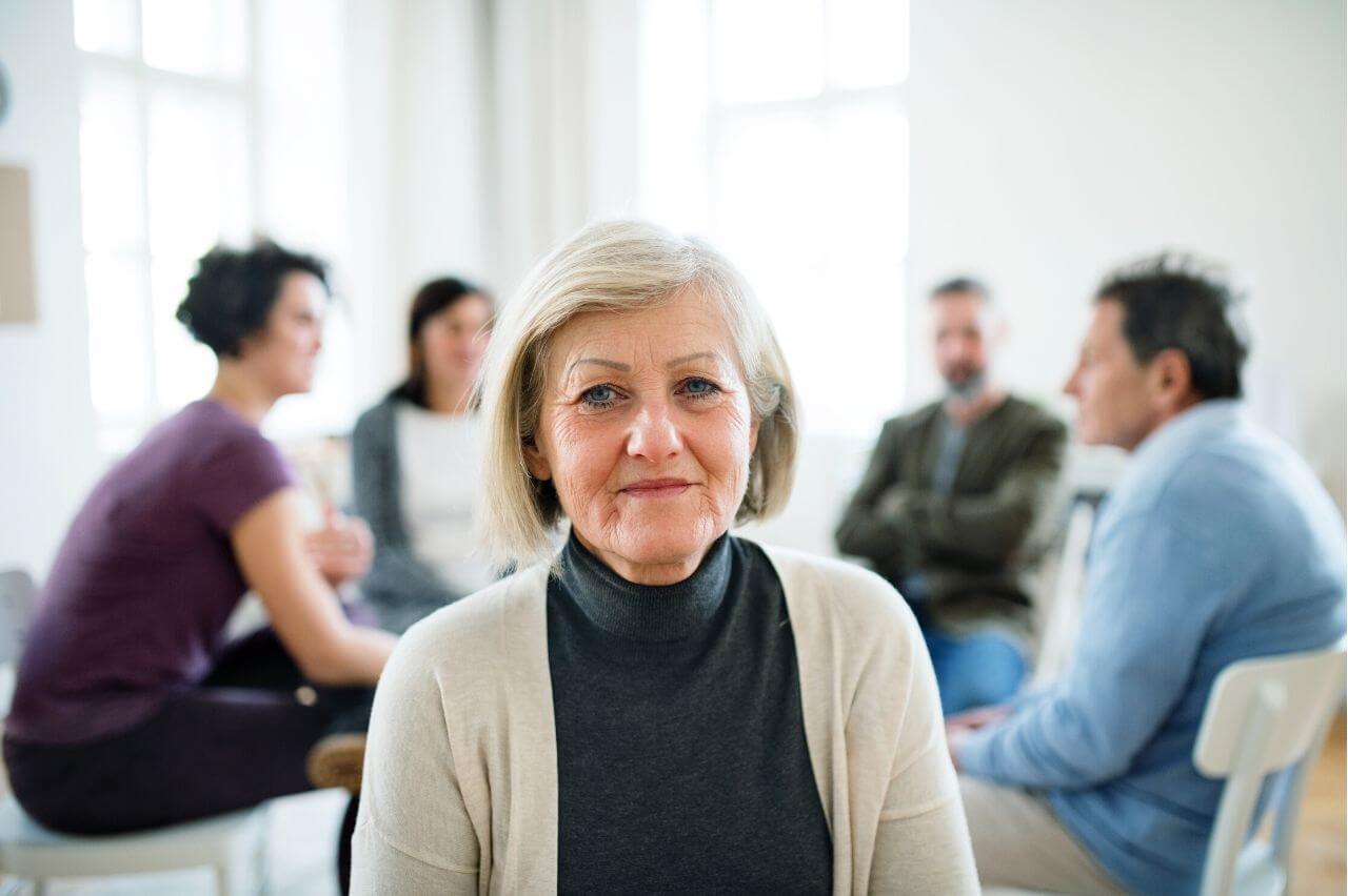 Selbsthilfegruppen für Pflegebedürftige, Menschen mit Handicap