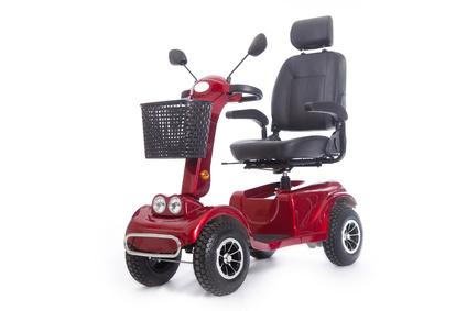 Elektromobil - Seniorenmobil  / Hilfsmittelempfehlung