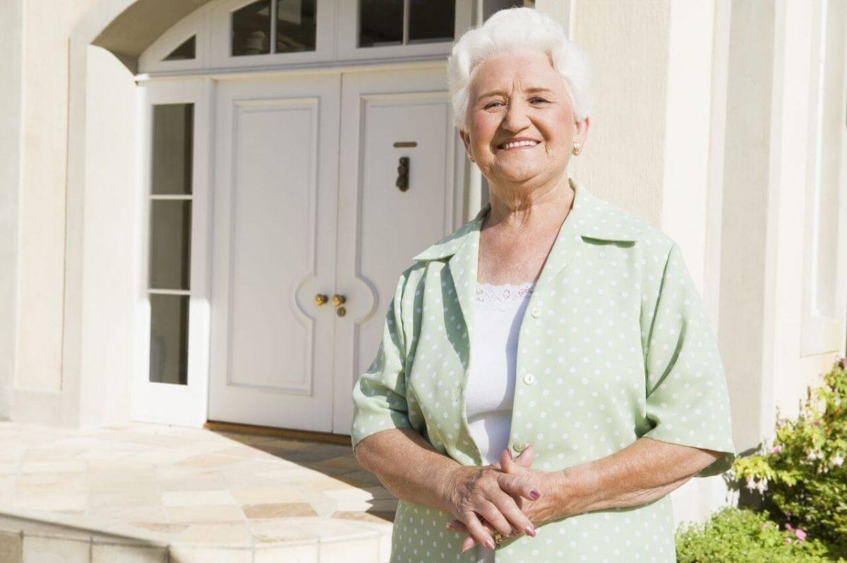 Hausverkauf im Alter