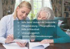 Dienstleistungen für Pflegebedürftige und ihre Angehörigen