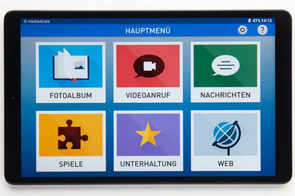Tablet Spiele Für Senioren