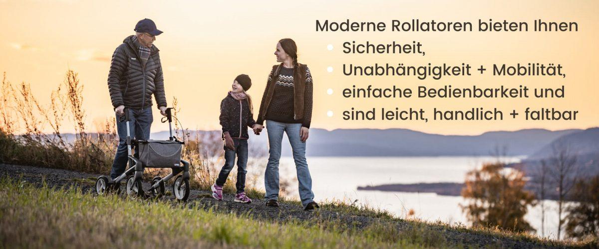 Rollator Kassenmodell