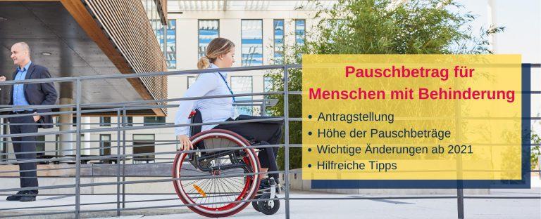 Behindertenpauschbetrag: Nie war es einfacher, diesen zu ...