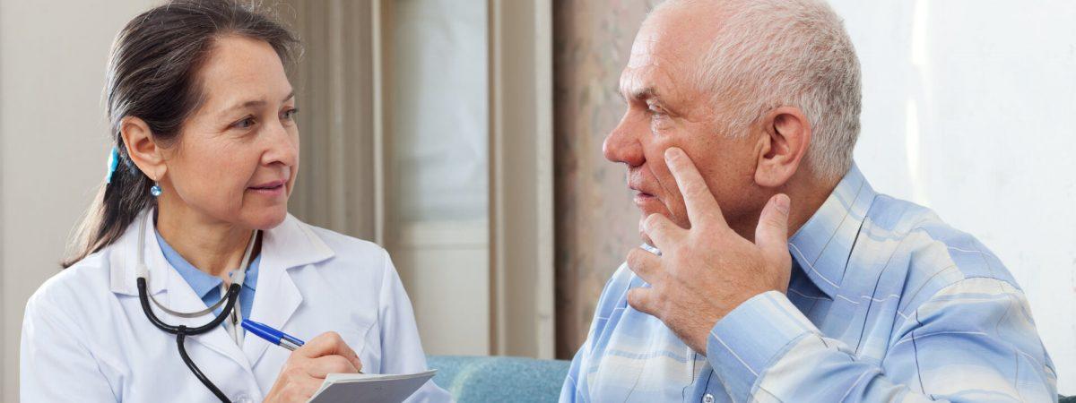 Der Medizinische Dienst der Krankenkassen macht Pflegegutachten